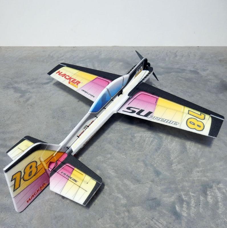 Hacker SU-preme ARF - 120 cm