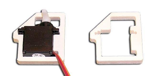 D-Power Servo Frame AS/DS 2XX