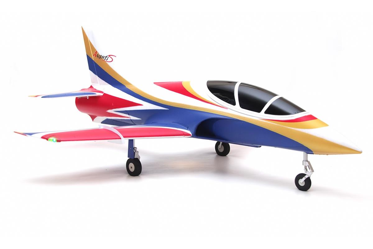 FMS Avanti V3 Jet EDF 70 PNP - 90 cm