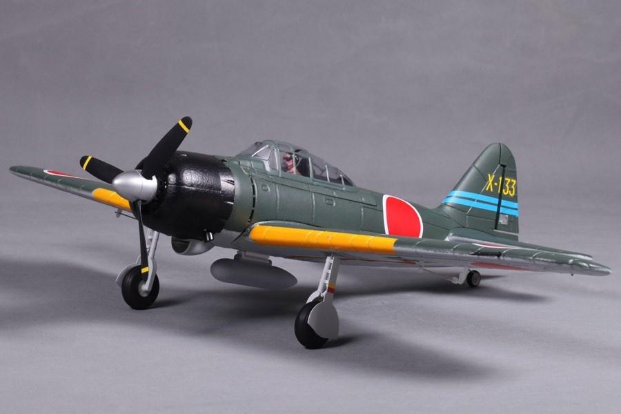 FMS Zero A6M Mitsubishi V2 PNP - 75 cm
