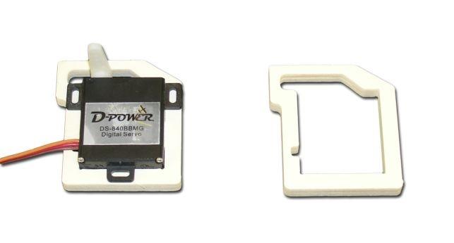 D-Power Servo Frame AS/DS-840BBMG