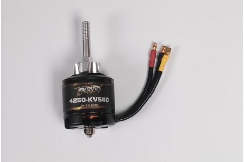 FMS Predetor Brushless Motor 4250-KV580