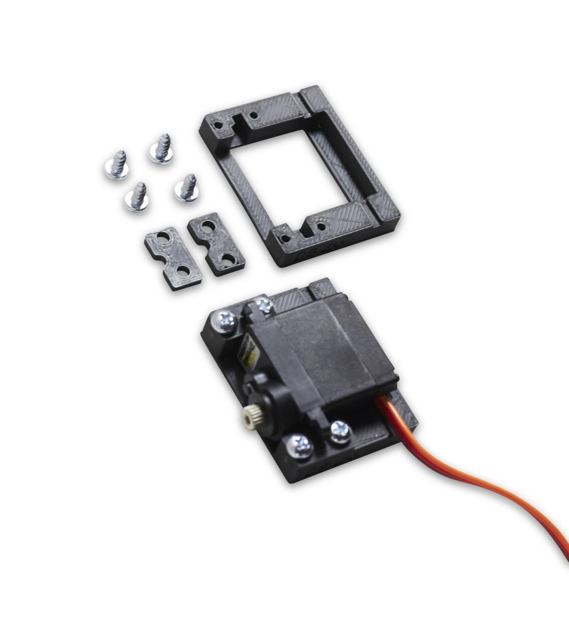 D-Power Servo Frame for AS/DS 2XX servo