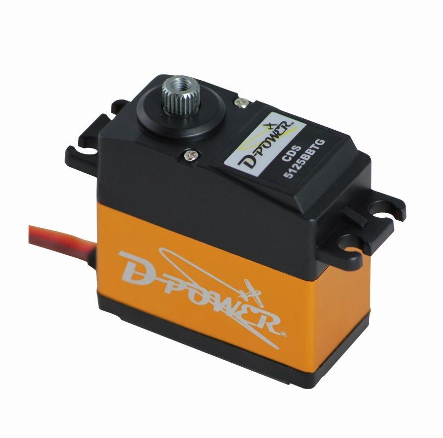 D-Power CDS-5125BB TG Servo