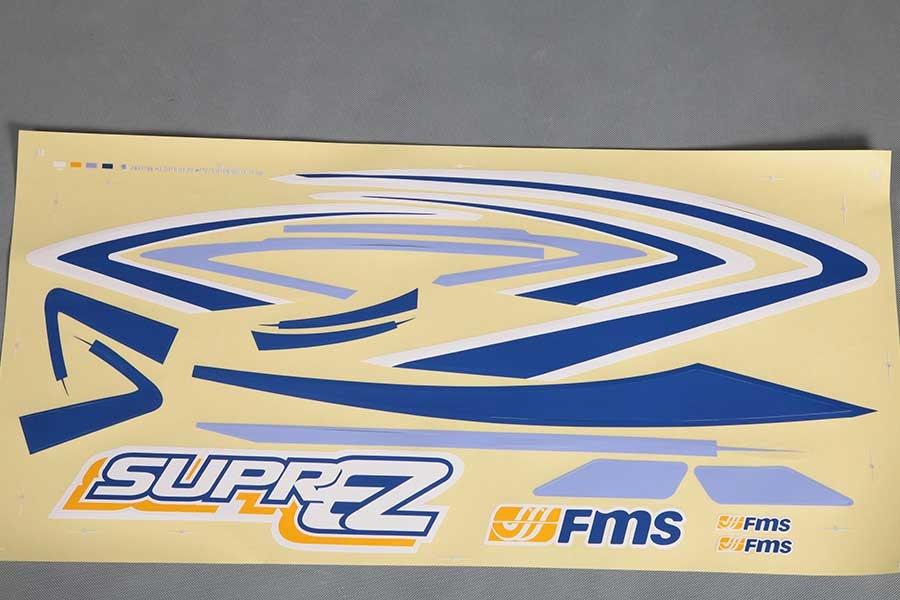 FMS Super EZ V3 - Dekorbogen