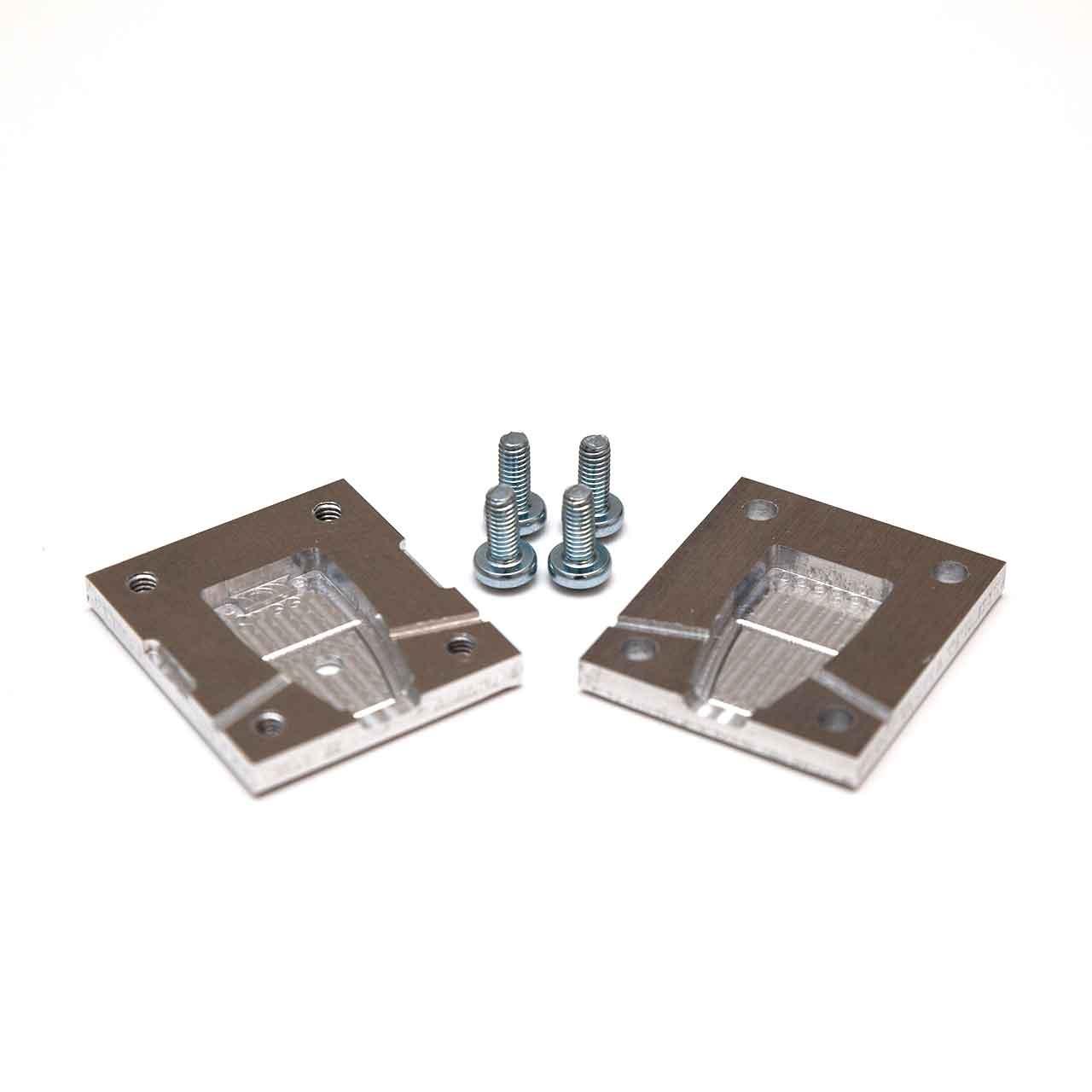 IsoForm Alu - MPX Stecker 6polig