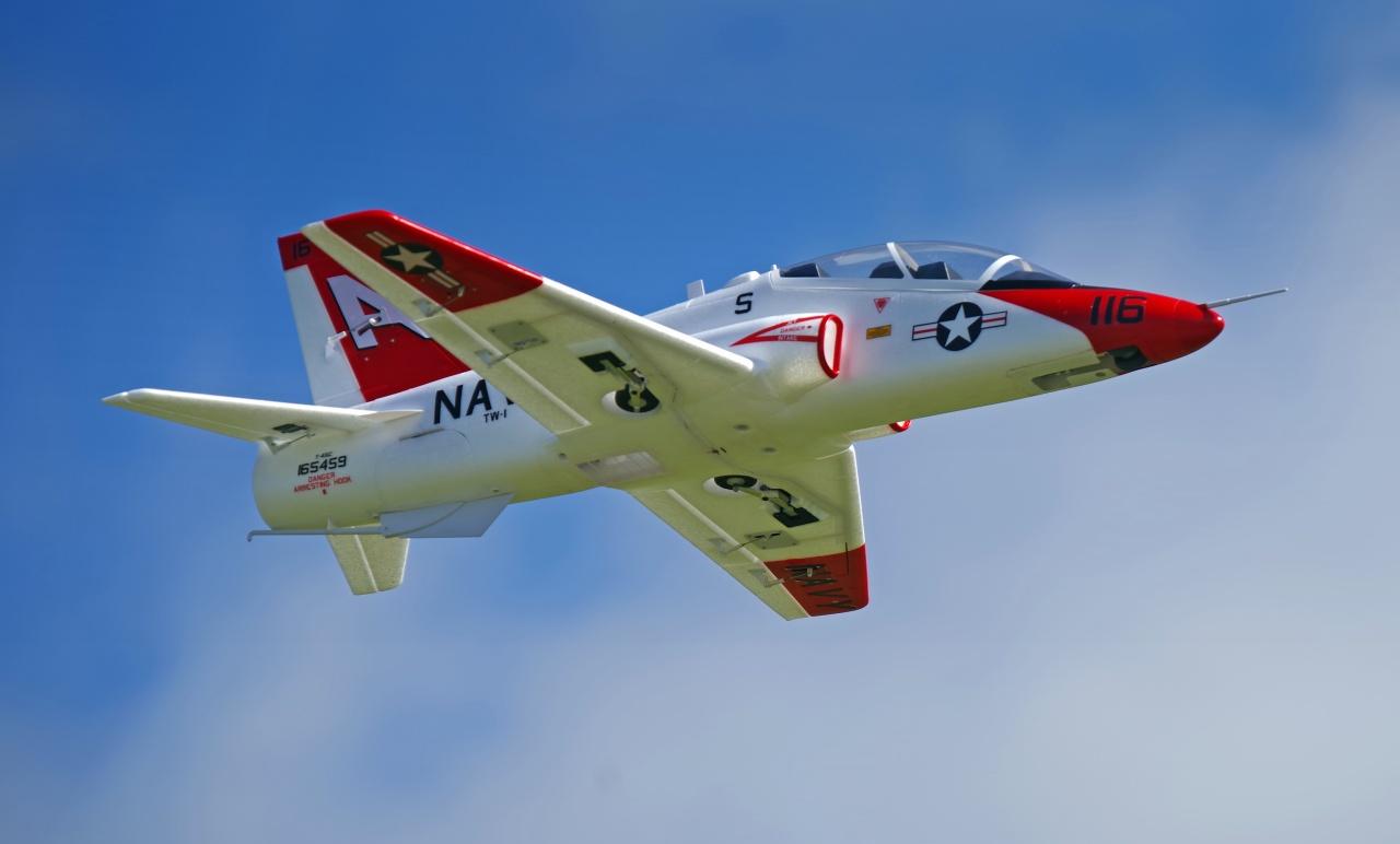 FMS T-45 Goshawk Jet EDF 70 PNP - 96 cm