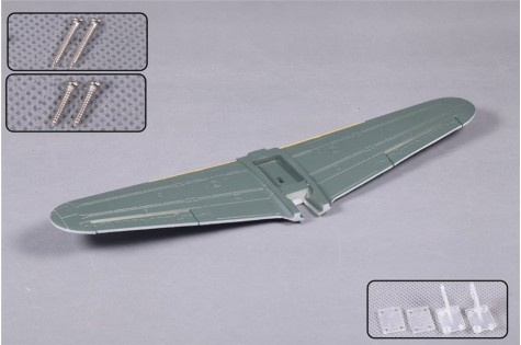 FMS Zero A6M V2 - Tragfläche