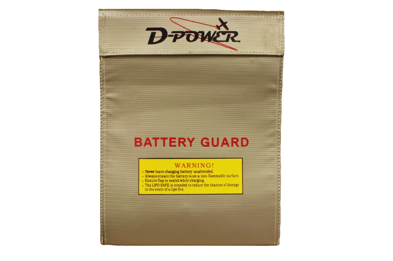 D-Power Lipo Protection Bag - Safe Bag
