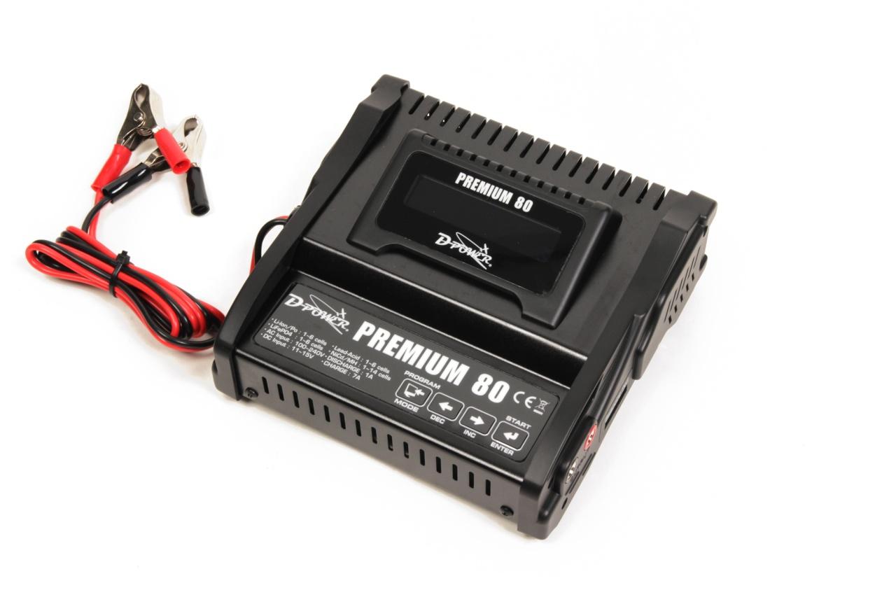 D-Power PREMIUM 80 - 80W Computer-Ladegerät