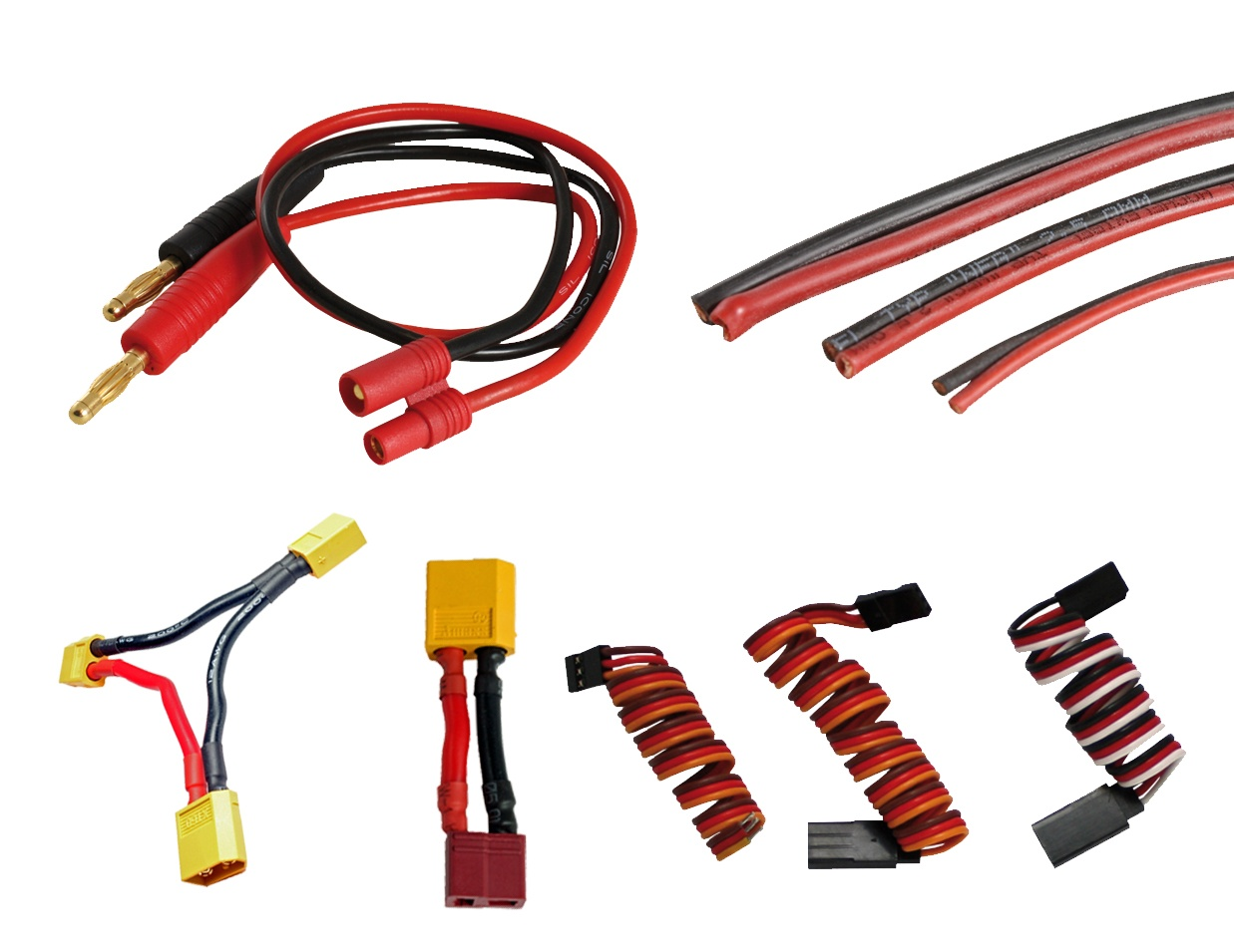 Cable & Heat Shrink Tubing