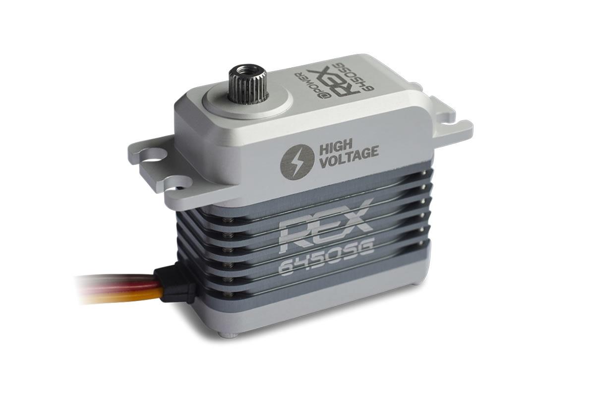 D-Power REX-6450SG HV Coreless Servo