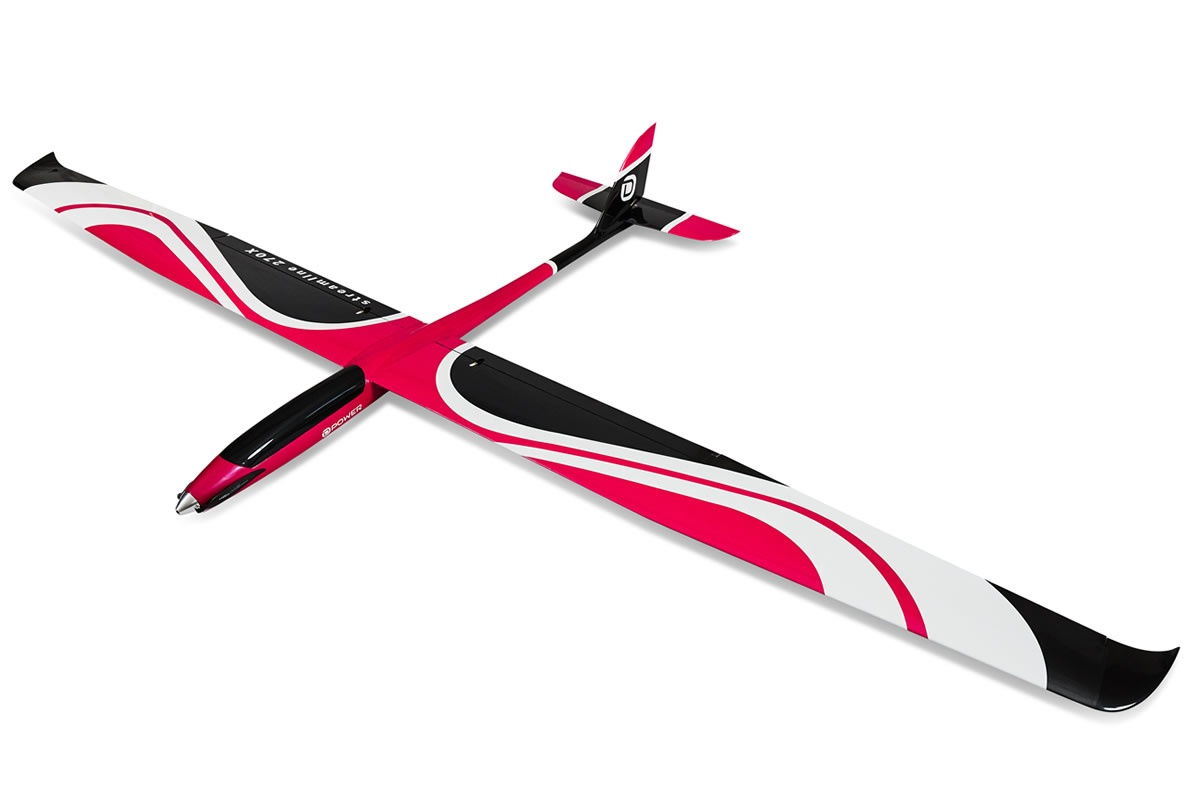 D-Power Streamline 270X - 270cm electric glider ARF+