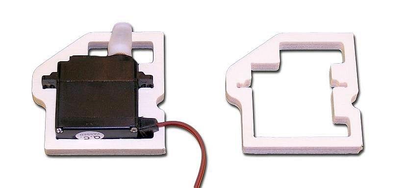 D-Power Servo Frame AS/DS-3XX