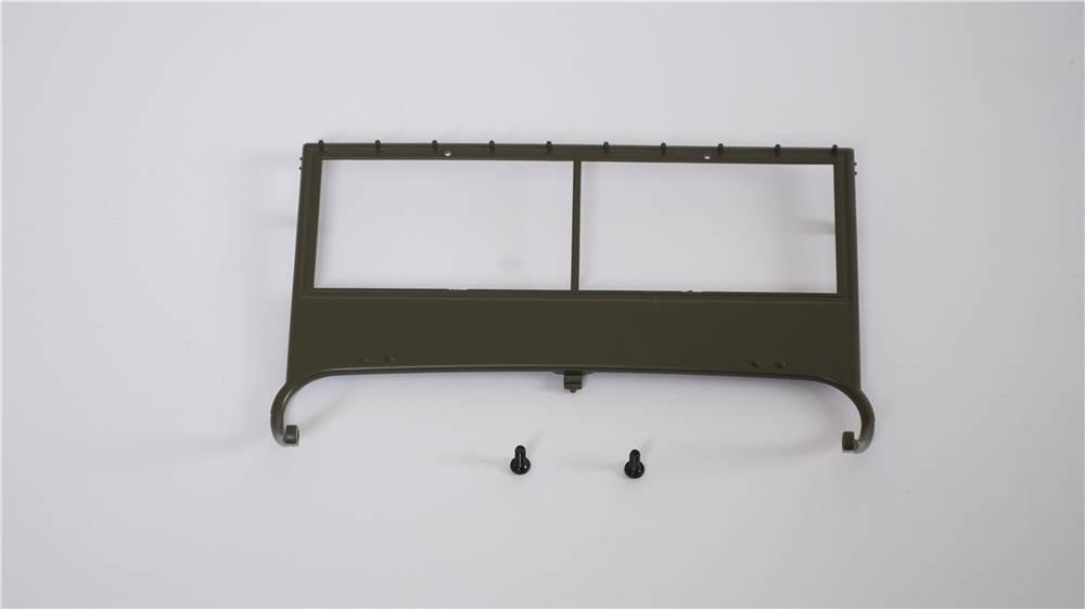 Willys MB Scaler 1:12 - Sitzmontage