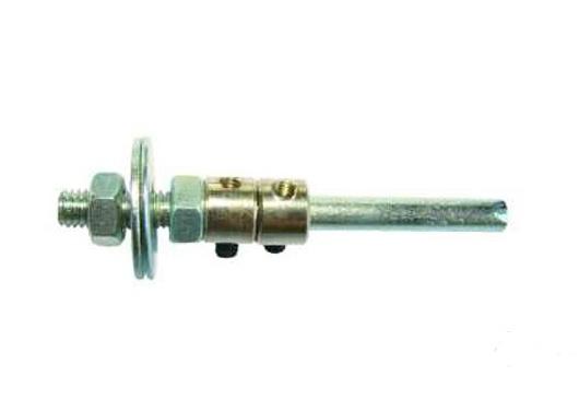 Radachsen 4,5 mm - M5