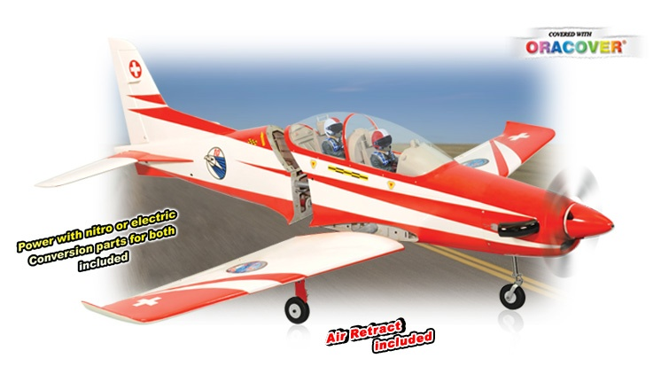 Phoenix Pilatus PC-21 - 177 cm