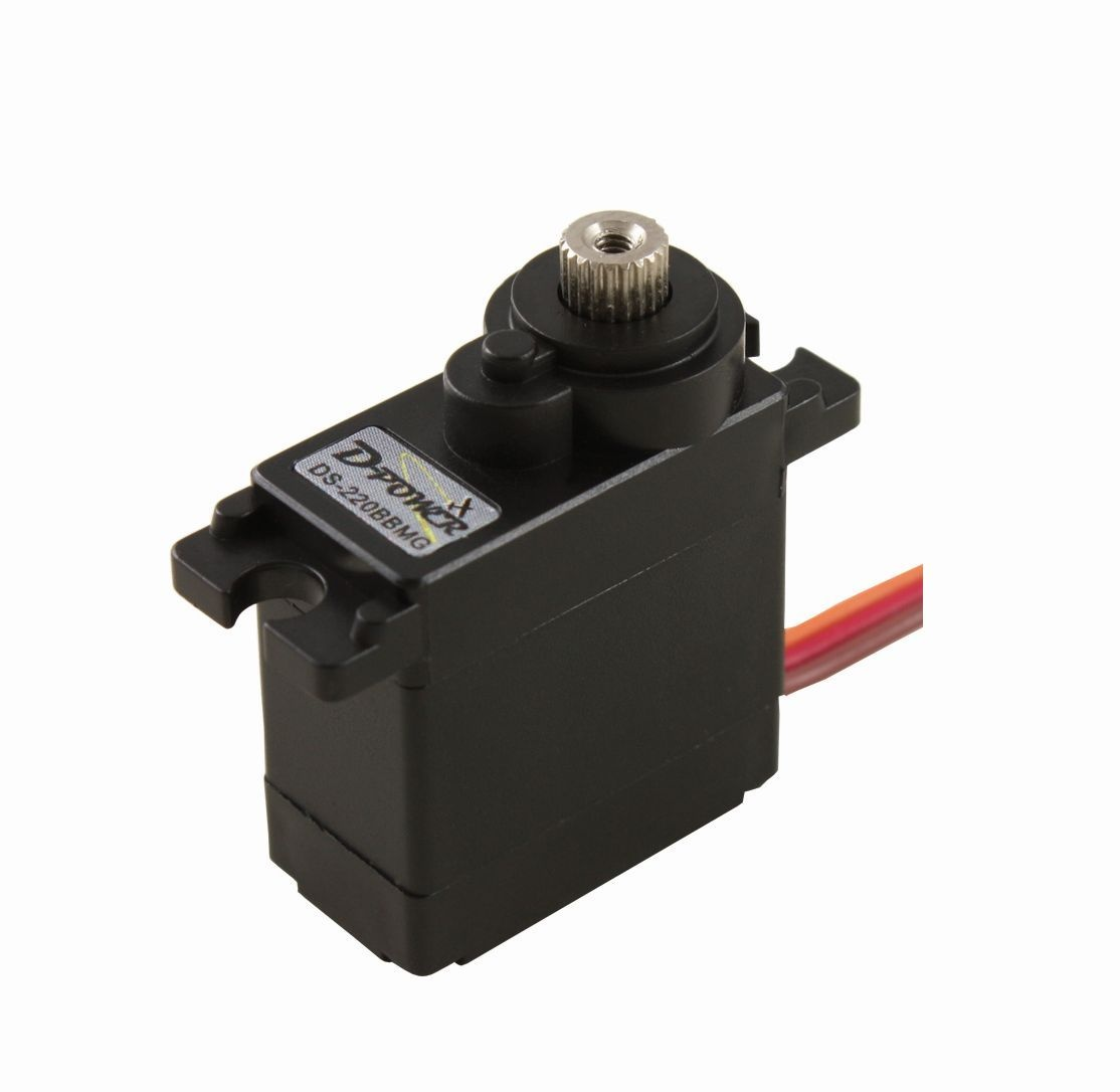 D-Power DS-220BB MG Digital-Servo