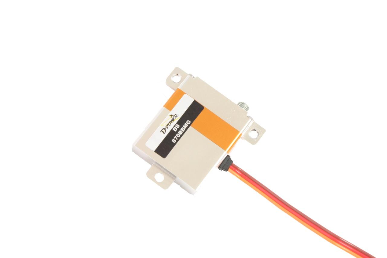 D-Power DS-870BB MG Digital-Servo Mini