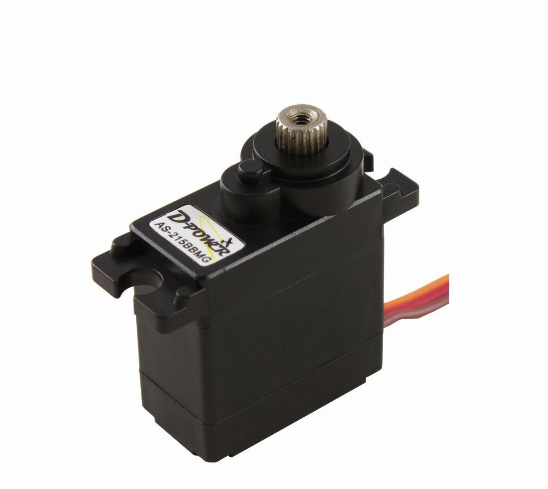 D-Power AS-215BB MG Analog Servo