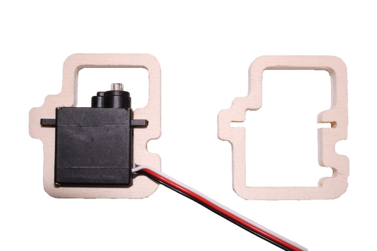 D-Power Servo Frame DS-140BBMG
