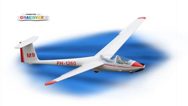 Phoenix ASK-21 - 320 cm - E-Version Segler