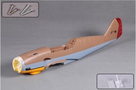 FMS BF 109 - Rumpf