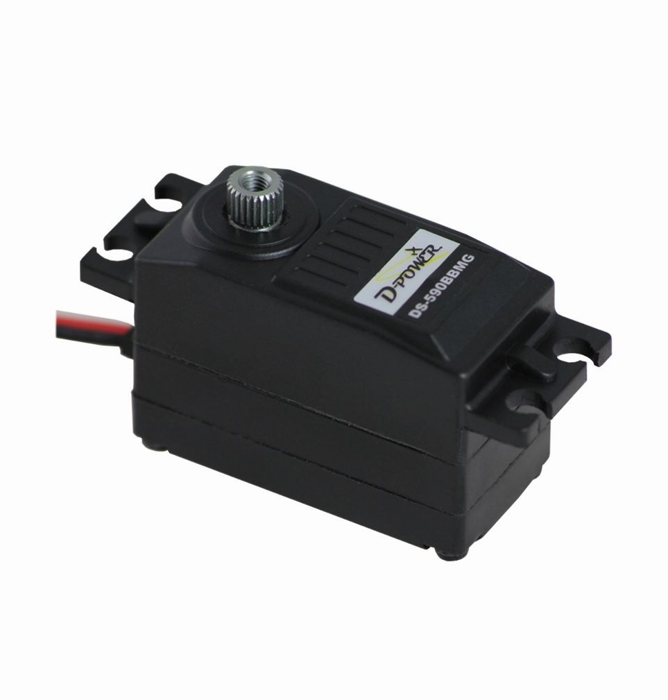 D-Power DS-590BB MG - LP- Digital-Servo