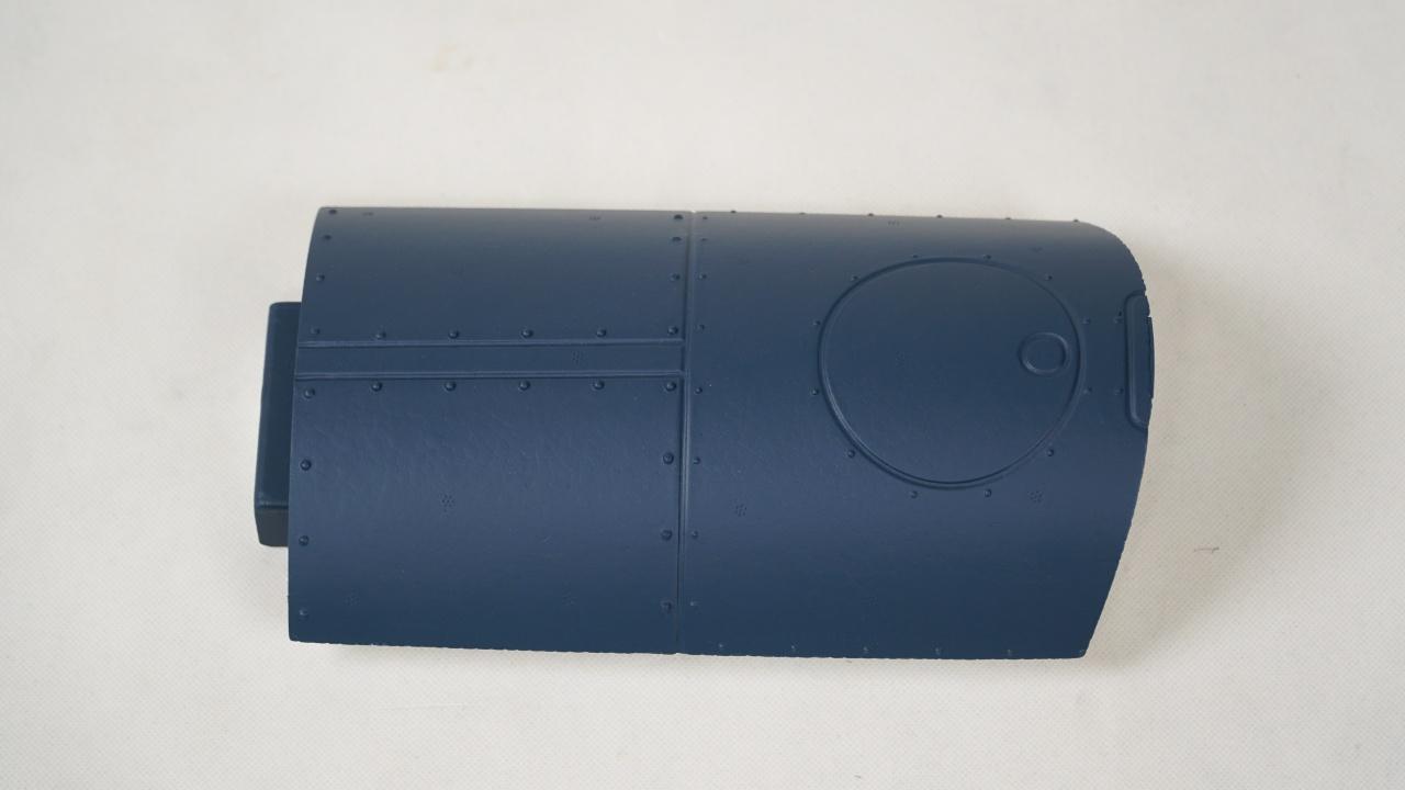 FMS F4U Corsair V3 -Akkuhalterung