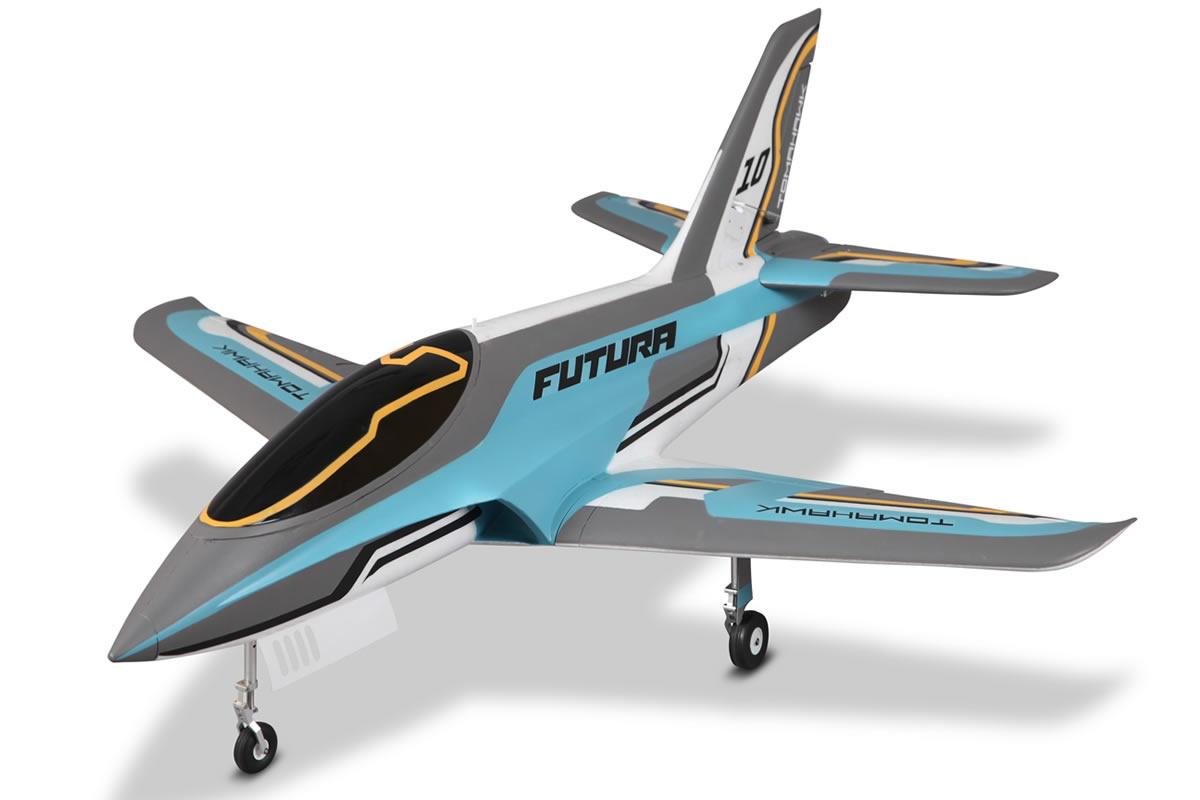 FMS Futura V2 Jet EDF 80 PNP - 106 cm - Blau -
