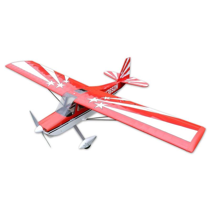 Hacker Bellanca Super Decathlon elektro ARF - 202 cm