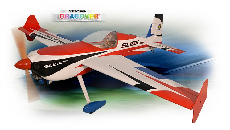 Phoenix Slick 580 60ccm ARF - 220 cm