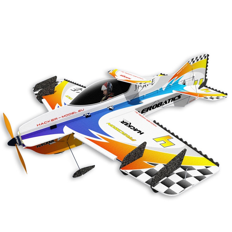 Hacker Shake Indoor ARF - 84 cm