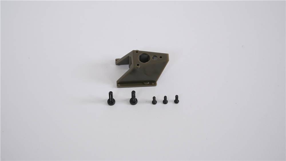 Willys MB Scaler 1:12 - Ersatzradhalterung