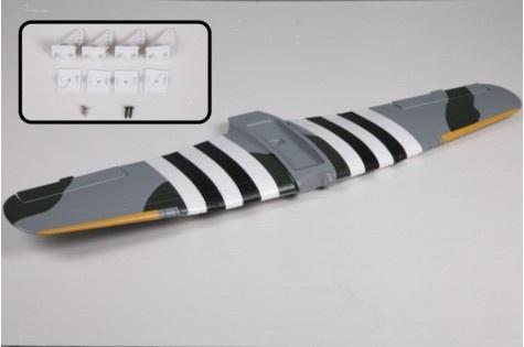 FMS Typhoon - Tragfläche