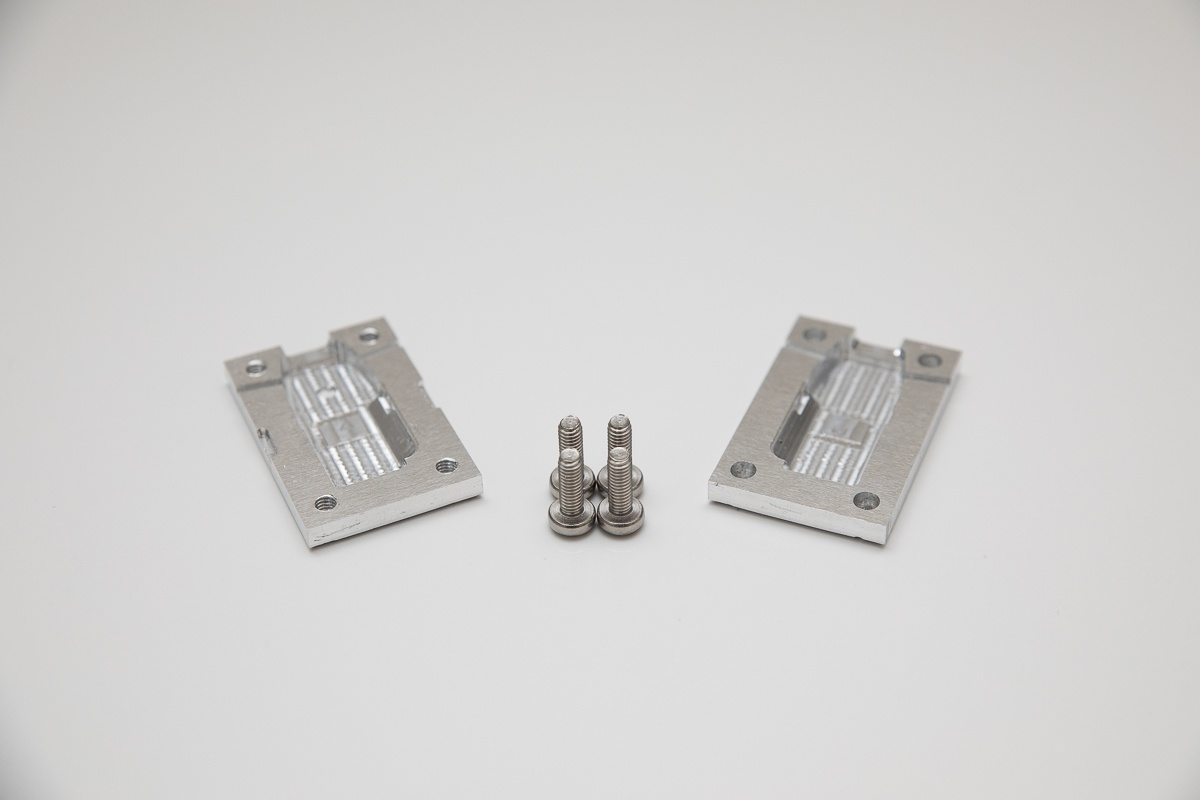 IsoForm Alu - XT60 Stecker