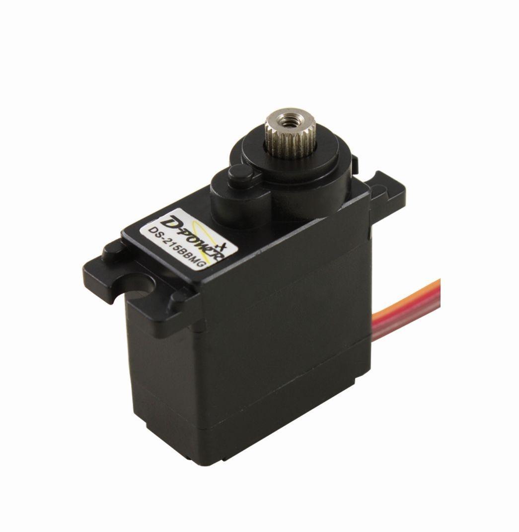 D-Power DS-215BB MG Digital-Servo