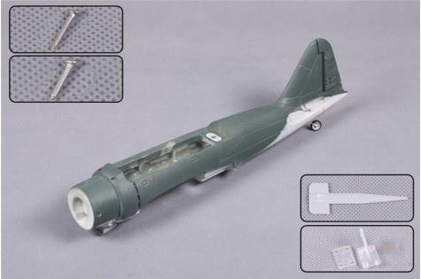 FMS Zero A6M V2 - Rumpf