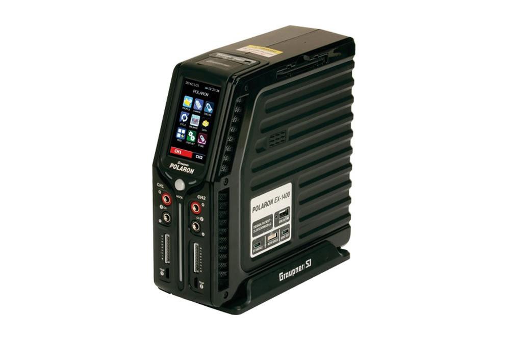 Graupner POLARON EX - 1400W Computer-Ladegerät