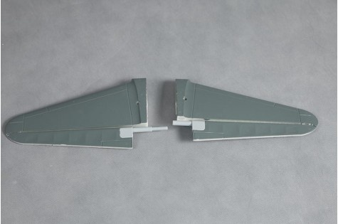 FMS Zero - Höhenruder
