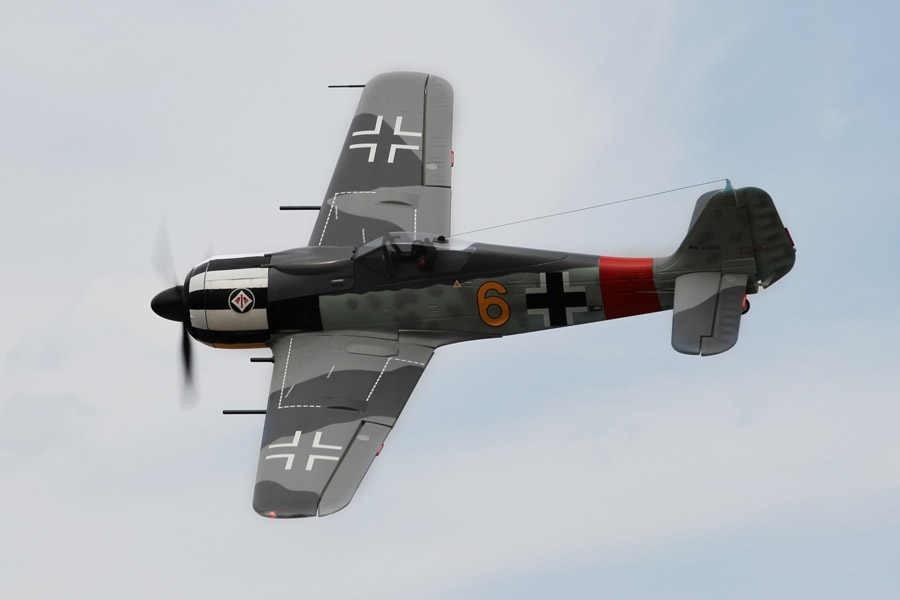FMS Focke Wulf FW 190 A-8 PNP - 140 cm