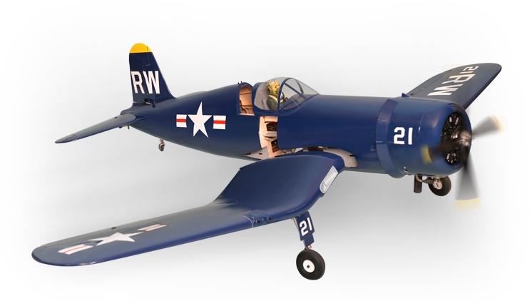 Phoenix F4U Corsair - 60ccm - 217cm