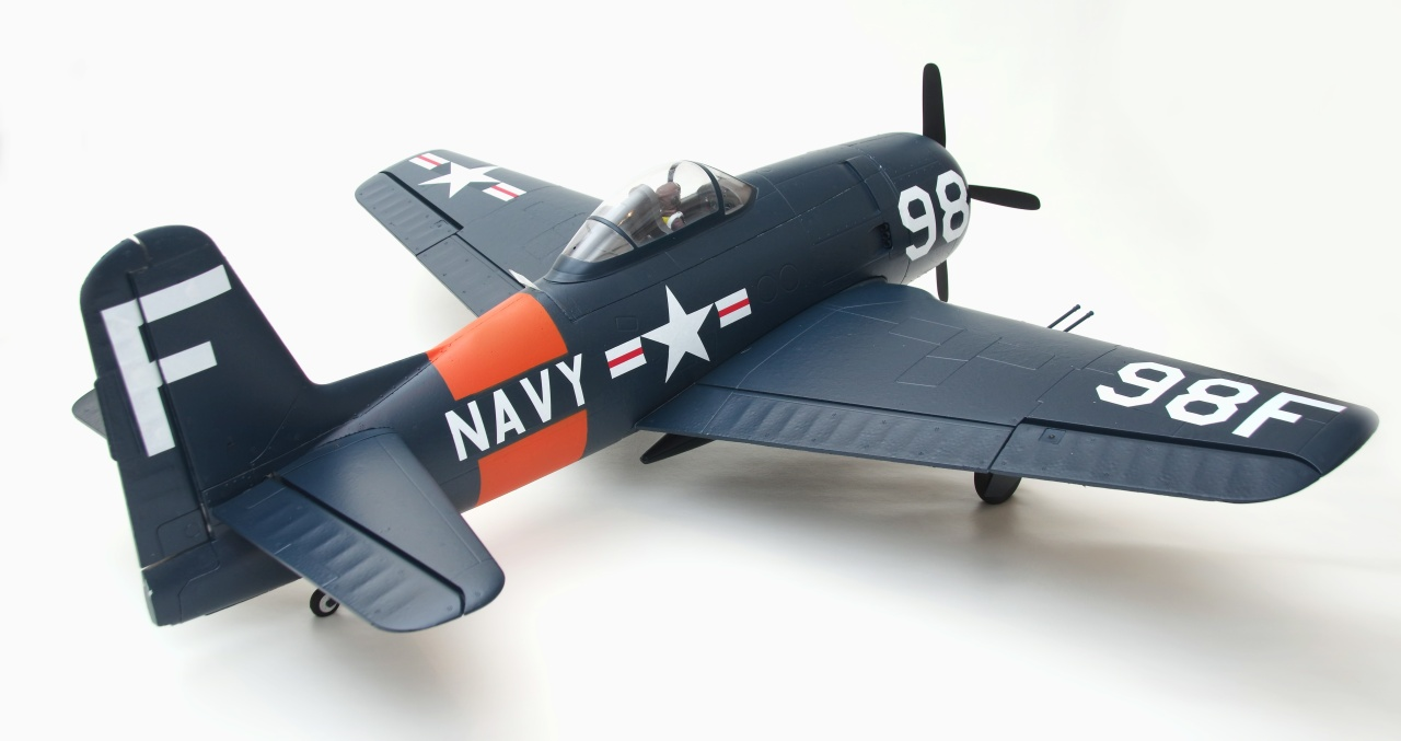 Arrows F8F Bearcat PNP - 110 cm