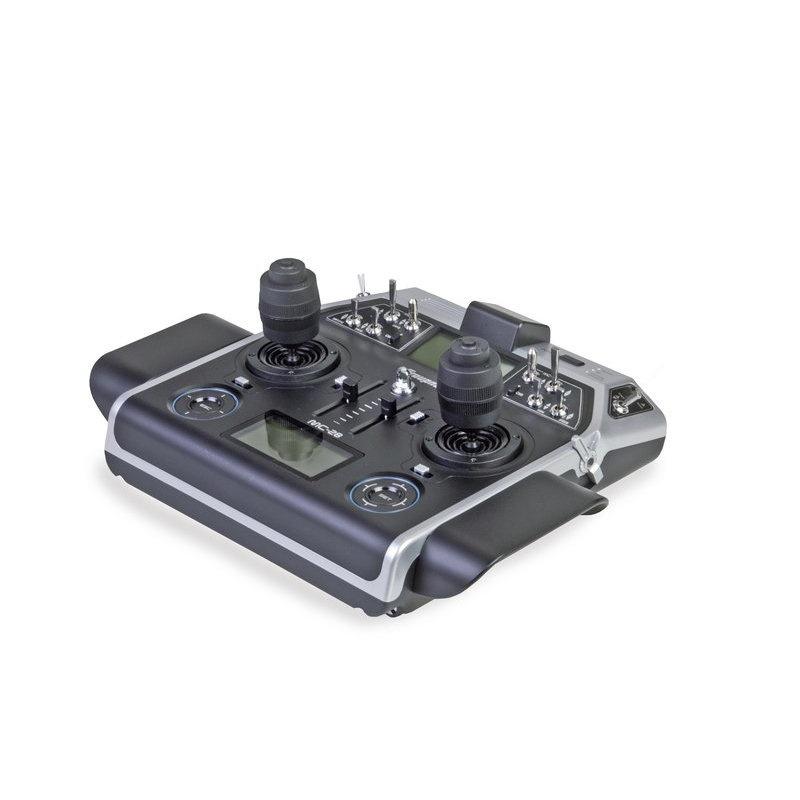 Graupner mc-28 4D Stick Sender - HoTT 2.4GHz Fernsteuerung