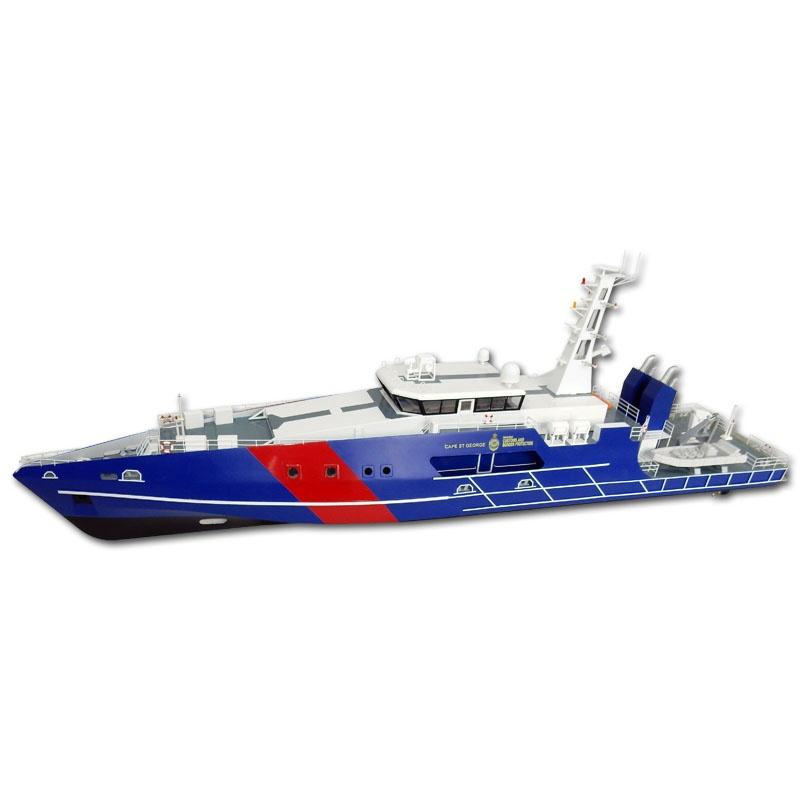 Hacker St George Küstenschutzschiff
