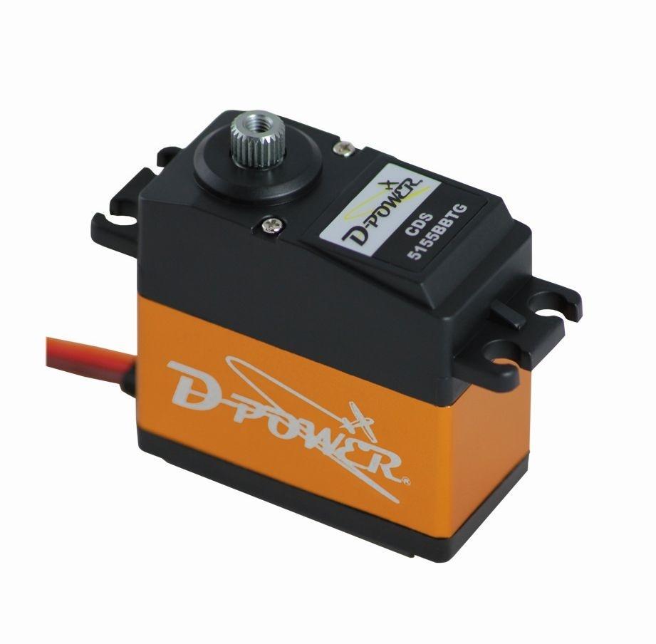 D-Power CDS-5155BB TG Servo
