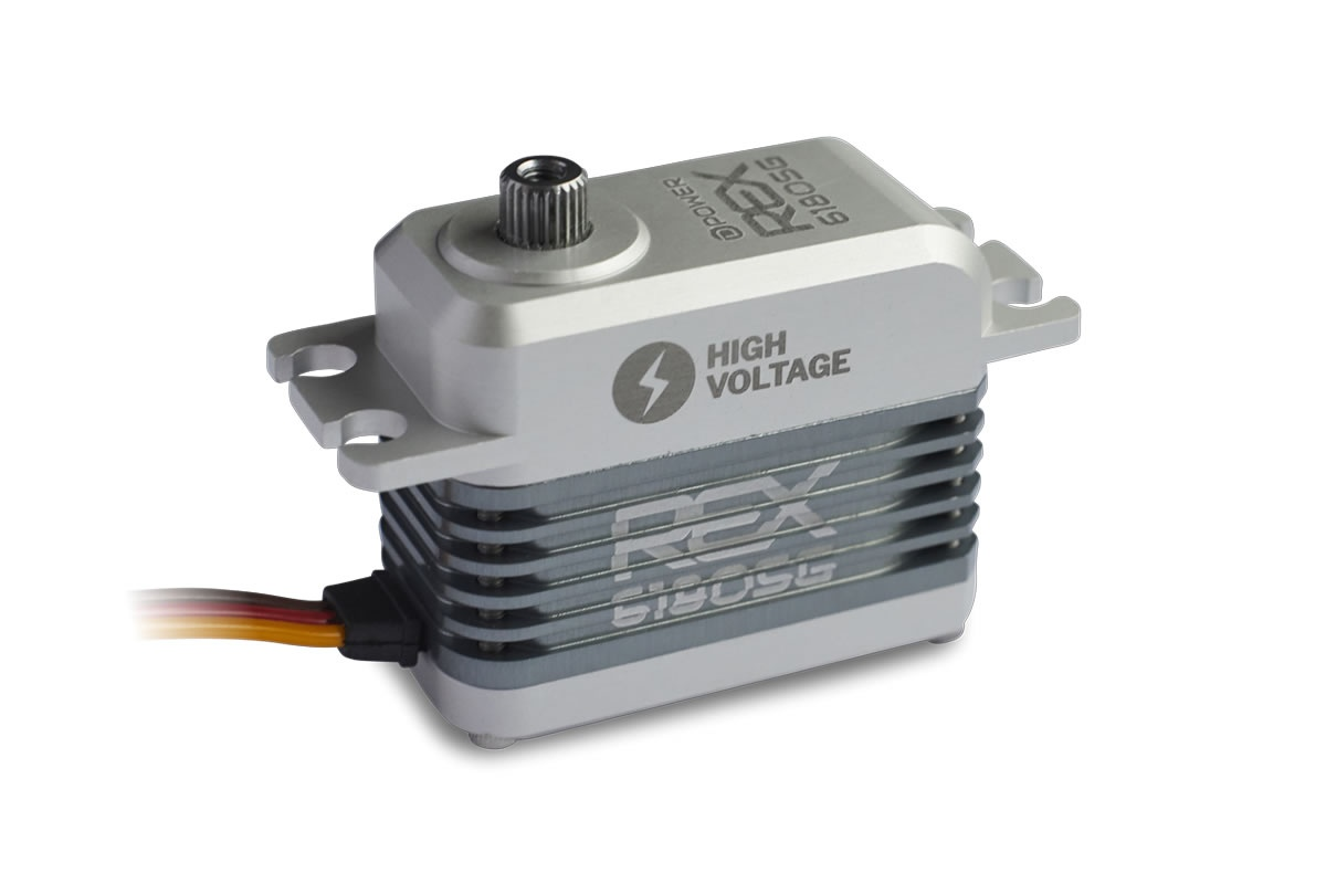 D-Power REX-6180SG HV Coreless Servo