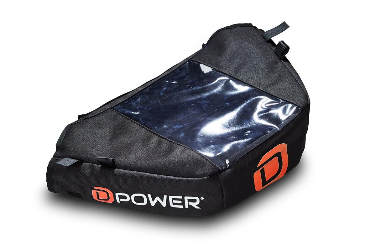 D-Power Sendertasche für Pultsender