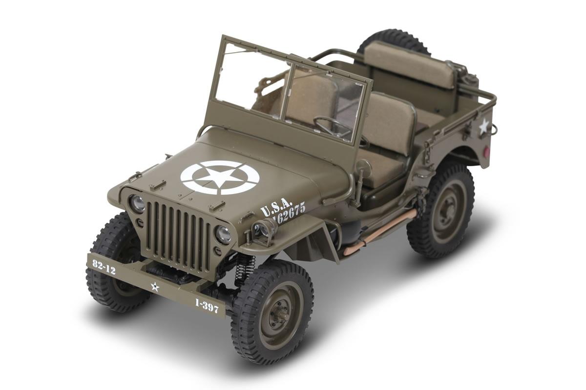 Rochobby 1941 MB Scaler 1:6 4WD - Crawler RTR 2.4GHz