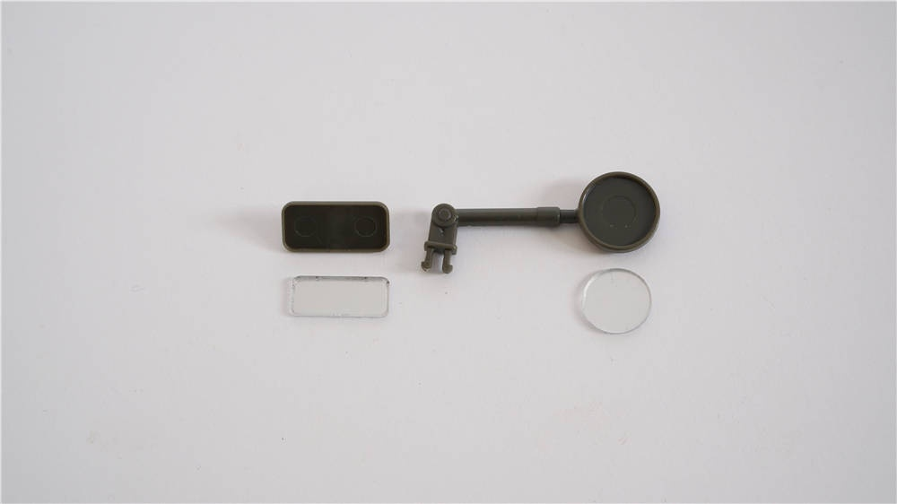 Willys MB Scaler 1:12 - Spiegel